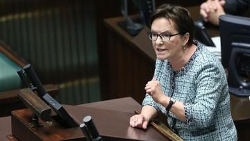 """""""Co się panu porobiło, chłopie"""". Burzliwe obrady w Sejmie. Ustawa o TK przyjęta"""