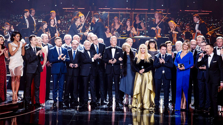 To była niezapomniana gala na 25-lecie Polsatu - Polsat.pl