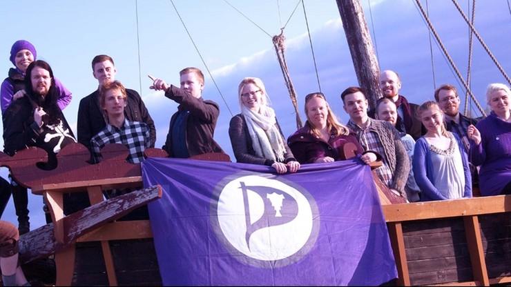 Islandzka Partia Piratów na topie. Popiera ją prawie połowa mieszkańców kraju