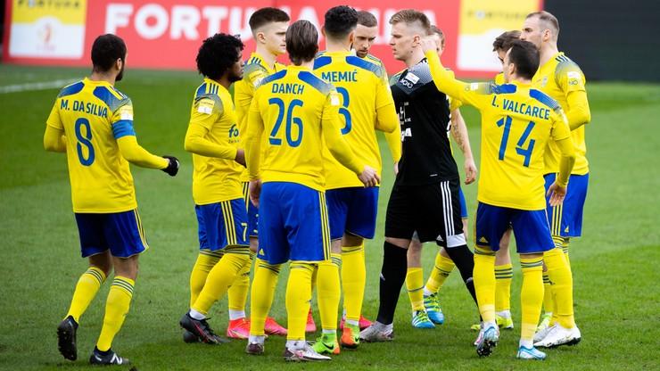 Fortuna 1 Liga: Arka Gdynia górą w hicie kolejki