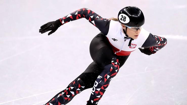 MŚ w short tracku: Maliszewska siódma w superfinale w Montrealu