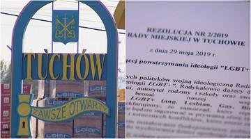 """Francuskie samorządy przeciwko polskim uchwałom """"anty-LGBT"""""""