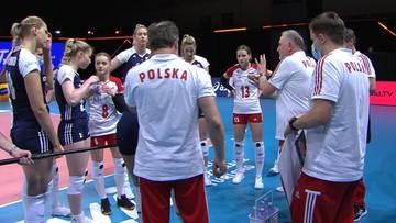 Polskie siatkarki odwróciły losy meczu z Kanadą! Trzecie zwycięstwo w Lidze Narodów