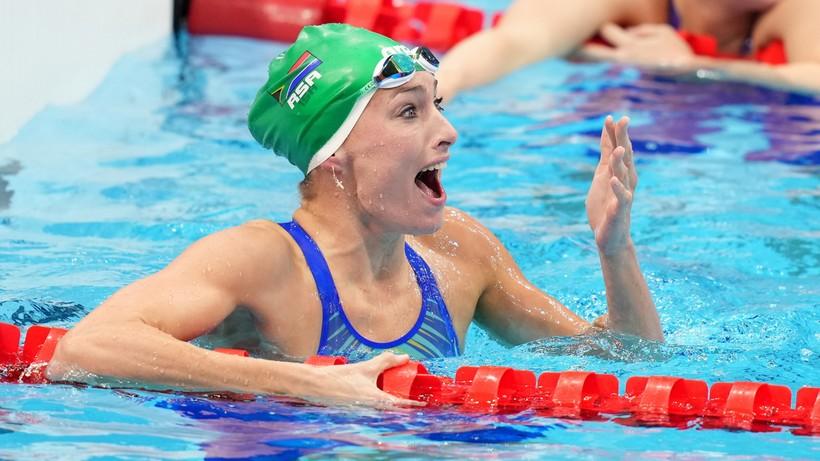 Tokio 2020: Tatjana Schoenmaker wywalczyła złoto i pobiła rekord świata