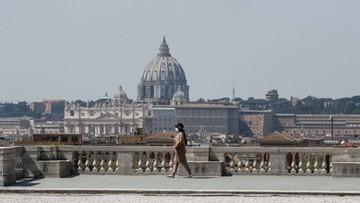 Włochy: ponad 20 tys. zgonów z powodu Covid-19. Coraz mniej pacjentów na intensywnej terapii