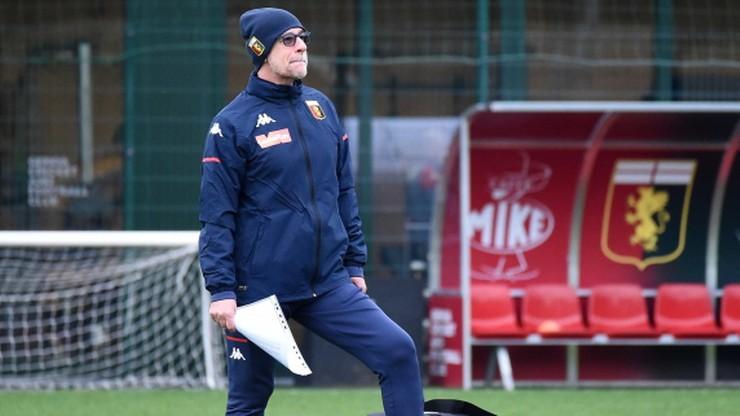 Serie A: Davide Ballardini został trenerem Genoi. Już po raz czwarty