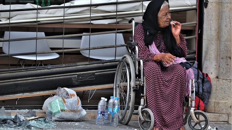 Liban: maleją szanse na znalezienie żywych ludzi