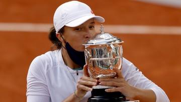 Iga Świątek wygrała French Open! Przeszła do historii