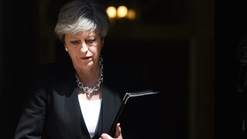 Premier May potępiła zamach na muzułmanów w Londynie