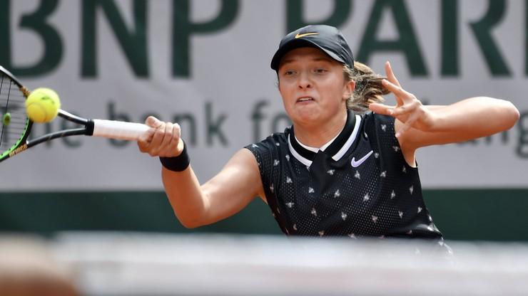 Wimbledon: Świątek z dziką kartą do głównej drabinki