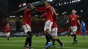 Premier League: Manchester United pokonał drużynę Modera