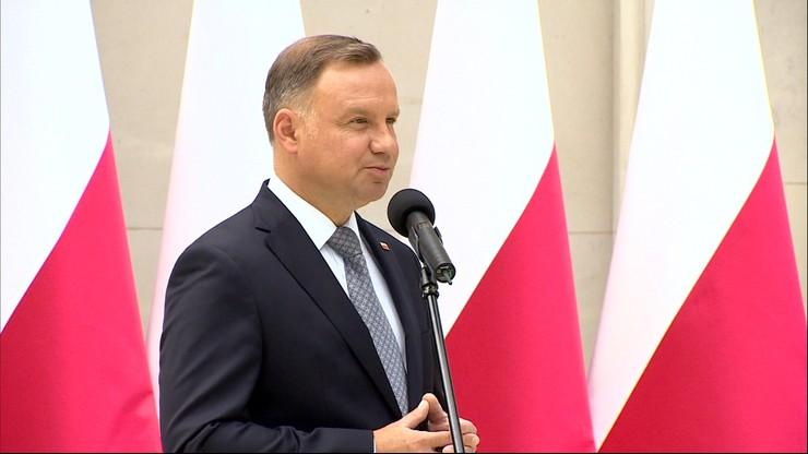 """Rodzina fundamentem rozwoju dla Polski, Europy i świata - prezydent na spotkaniu """"Trzy plus"""""""