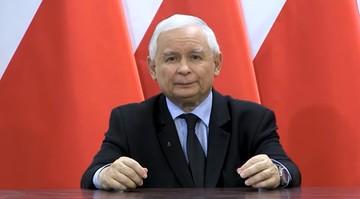 """""""Jaruzelski za wzór"""", """"wezwał do obrony"""". Komentarze po oświadczeniu szefa PiS"""
