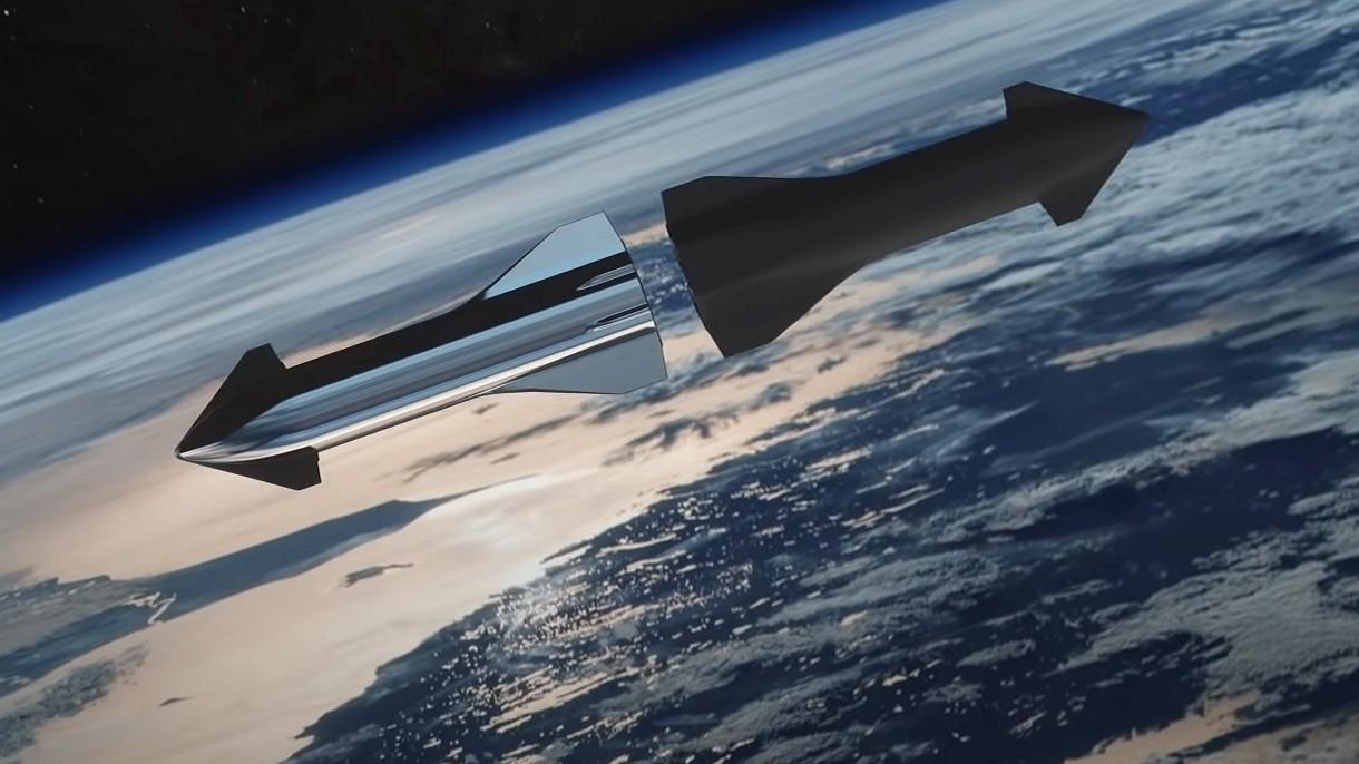 SpaceX zademonstruje technologię tankowania statku Starship na orbicie