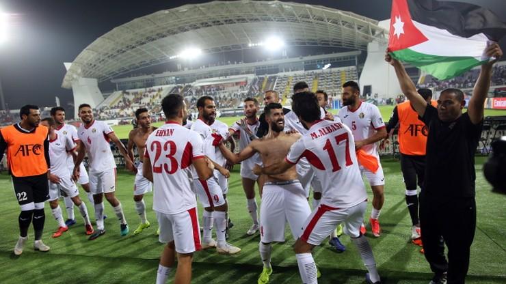 Puchar Azji: Jordania pierwsza pewna awansu do 1/8 finału