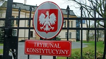 Trybunał Konstytucyjny umorzył sprawę 10 uchwał Sejmu ws. sędziów TK
