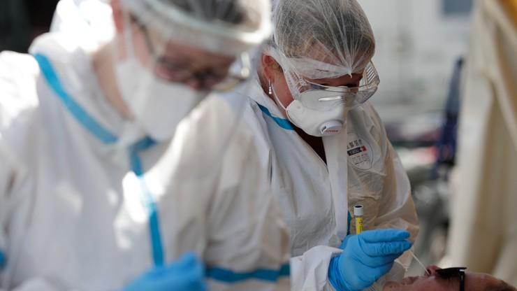 809 nowych przypadków koronawirusa. Padł rekord
