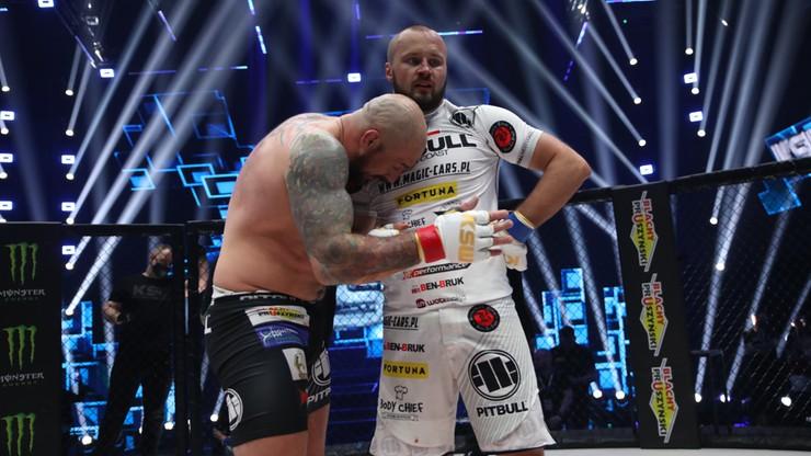 KSW 60: Tomasz Narkun zabrał głos po porażce z Philem De Friesem