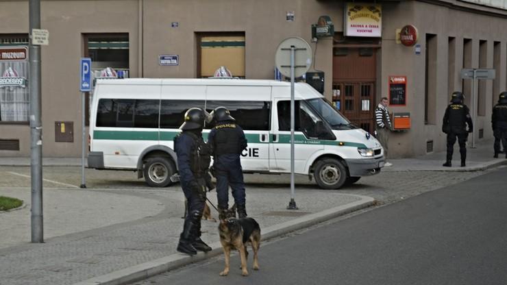 Czechy: policja obezwładniła mężczyznę, który wziął zakładników w banku