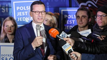 Premier: to najlepszy wynik PiS w historii wyborów samorządowych