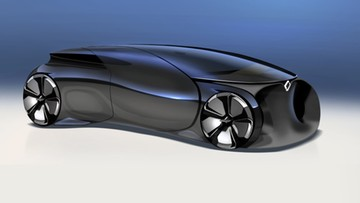 Jak będzie wyglądał samochód autonomiczny? Polscy designerzy proponują