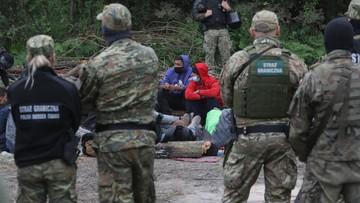 Europejski trybunał: Polska musi zapewnić migrantom żywność i opiekę lekarza