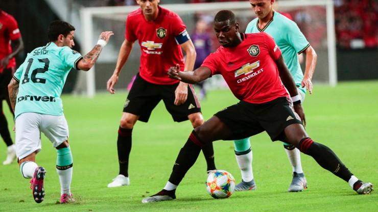 International Champions Cup: Zwycięstwo Manchesteru United nad ekipą Conte