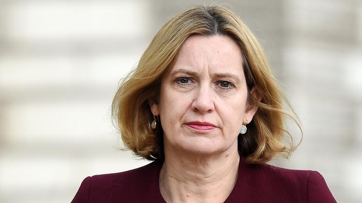 Brytyjska szefowa MSW Amber Rudd podała się do dymisji. W tle błędy w polityce migracyjnej