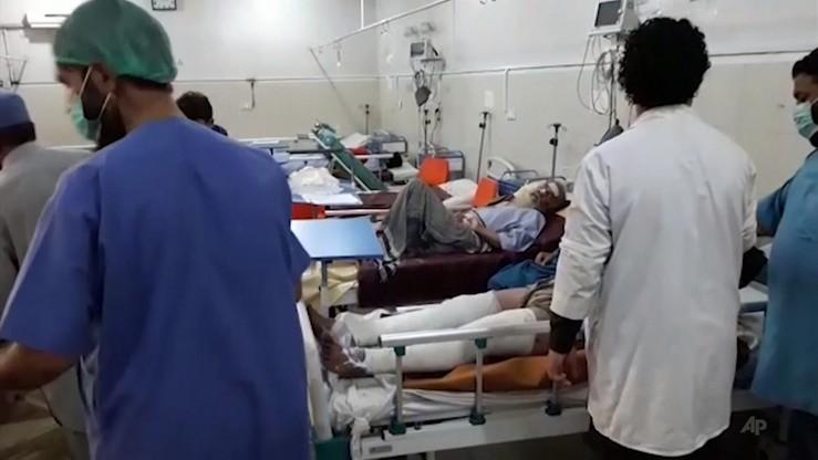 Wybuch bomby w meczecie. Co najmniej 62 ludzi zginęło, 36 osób jest rannych
