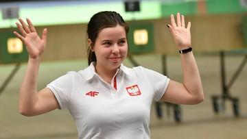 Tokio 2020: Klaudia Breś odpadła w eliminacjach pistoletu 25 m