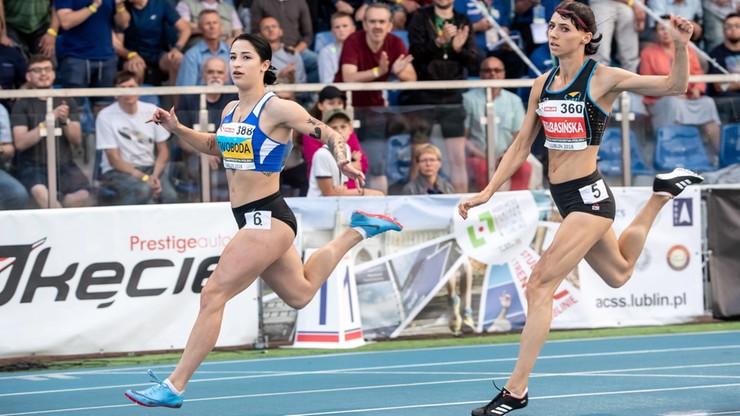 Lekkoatletyczne MP: Nowicki lepszy od Fajdka, Swoboda najszybsza na 100 m