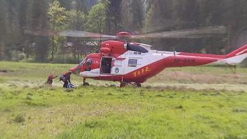 Śmierć w Tatrach. Ciało znalezione pod północną ścianą Świnicy
