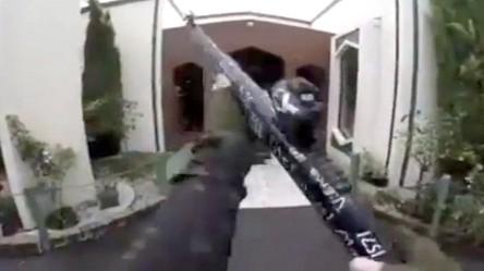 Nagranie ze strzelaniny w Nowej Zelandii bije rekordy YouTube'a i Facebooka