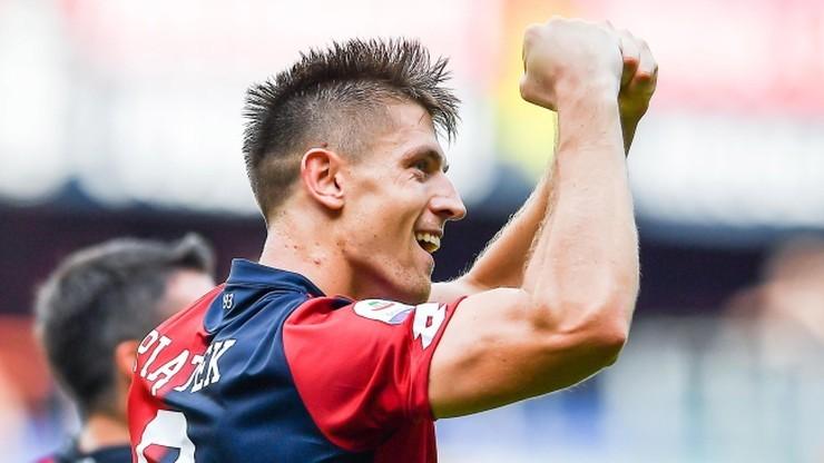 Serie A: Genoa gra w Rzymie. Pierwszy poważny sprawdzian Piątka