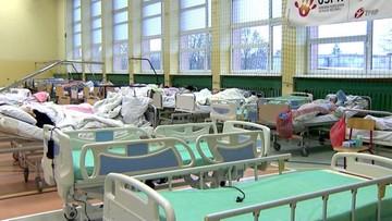 Ewakuacja szpitala i mieszkańców Morąga. Saperzy wywieźli niewybuchy