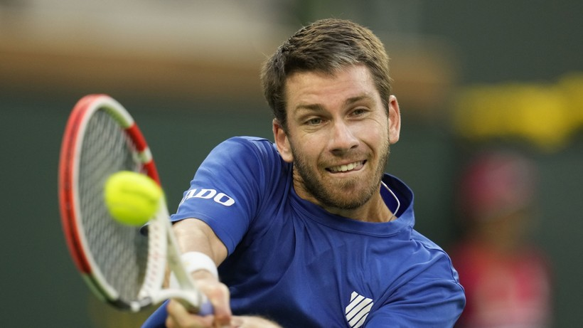 ATP w Indian Wells: Norrie pokonał Basilaszwilego w finale