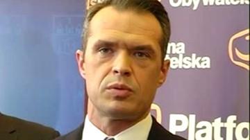 """""""Nie jest w polityce, jest w biznesie"""". Schetyna o obywatelstwie ukraińskim Nowaka"""