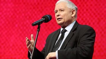 Kaczyński: procedura wszczęta przez KE – pozatraktatowa