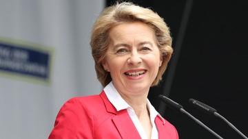 """Krytykowała Rosję, popierała """"demokratyczny opór"""" w Polsce. Kim jest Ursula von der Leyen"""