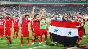 """Syria świętuje """"zwycięski remis"""". Strzały z broni maszynowej po meczu piłki nożnej"""