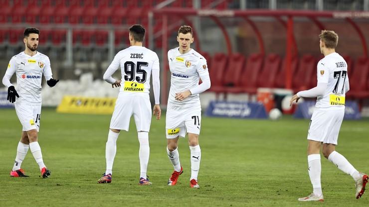 Fortuna 1 Liga: Odra Opole - Korona Kielce. Relacja na żywo