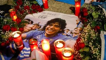 """Maradona to futbol, a futbol to Maradona"""