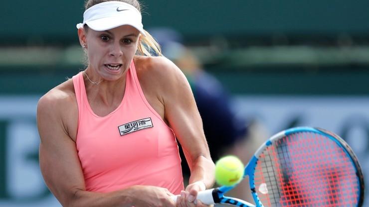 WTA w Charleston: Linette odpadła w pierwszej rundzie