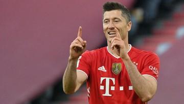 Bundesliga: Lewandowski po raz siódmy piłkarzem kolejki