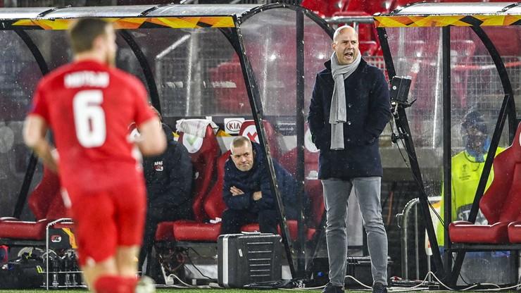 AZ Alkmaar niespodziewanie zwolniło trenera