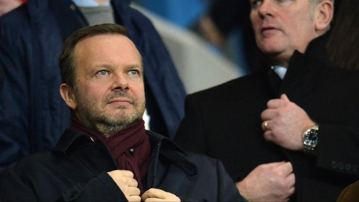 Ed Woodward opuszcza Manchester United!