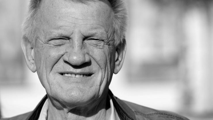 Bronisław Cieślak nie żyje. Lewica chce odznaczenia dla zmarłego aktora