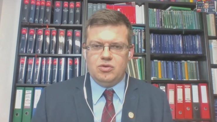 Markiewicz: I prezesem SN nie może być osoba w jakikolwiek sposób powiązana z polityką