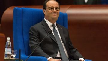 """""""Prezydent nie powinien tego mówić"""". Książka ze zwierzeniami Hollande'a wywołała burzę"""