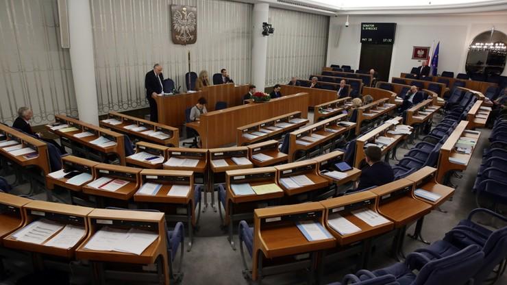 Senat - bez poprawek do ostatniej ustawy PiS w sprawie TK